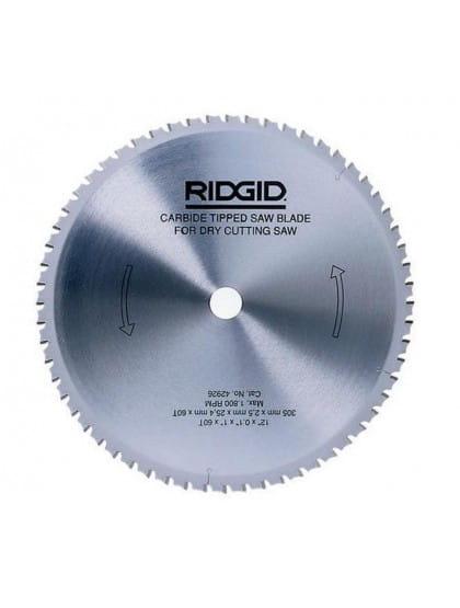Диск твердосплавный для пилы RIDGID 590 355 мм