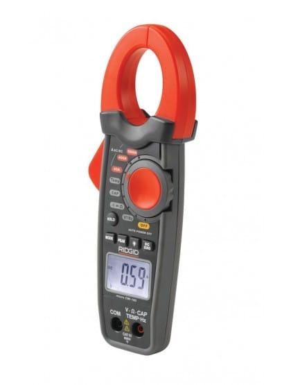 Цифровые клещи для измерения силы тока micro CM-100