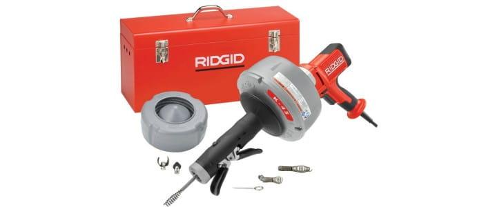 Дополнительные принадлежности для прочистки труб Ridgid
