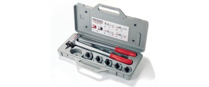 Дополнительное оборудование для гибки труб Ridgid