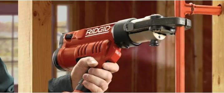 Пресс-инструмент Ridgid