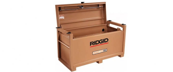 Системы хранения RIDGID MONSTER BOX® Ridgid