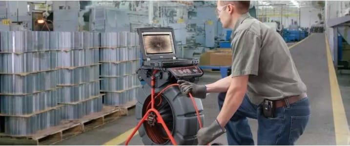 Видеомониторы и записывающие устройства Ridgid