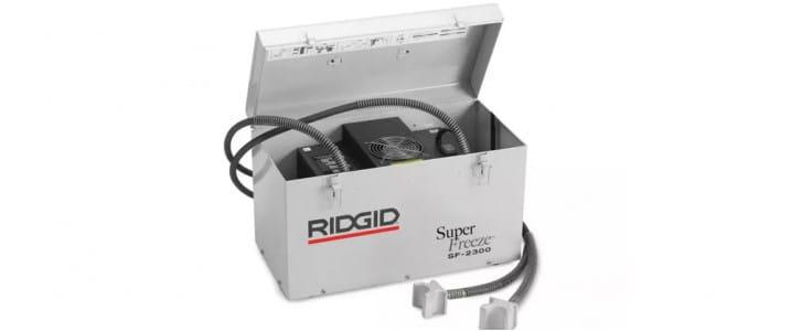 Устройства для заморозки труб Ridgid