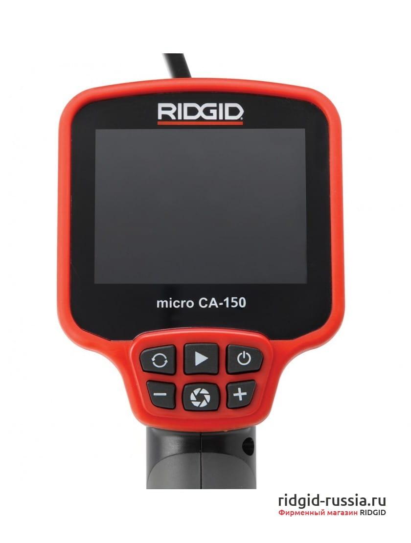 Камера для видеодиагностики RIDGID SeeSnake micro CA-150