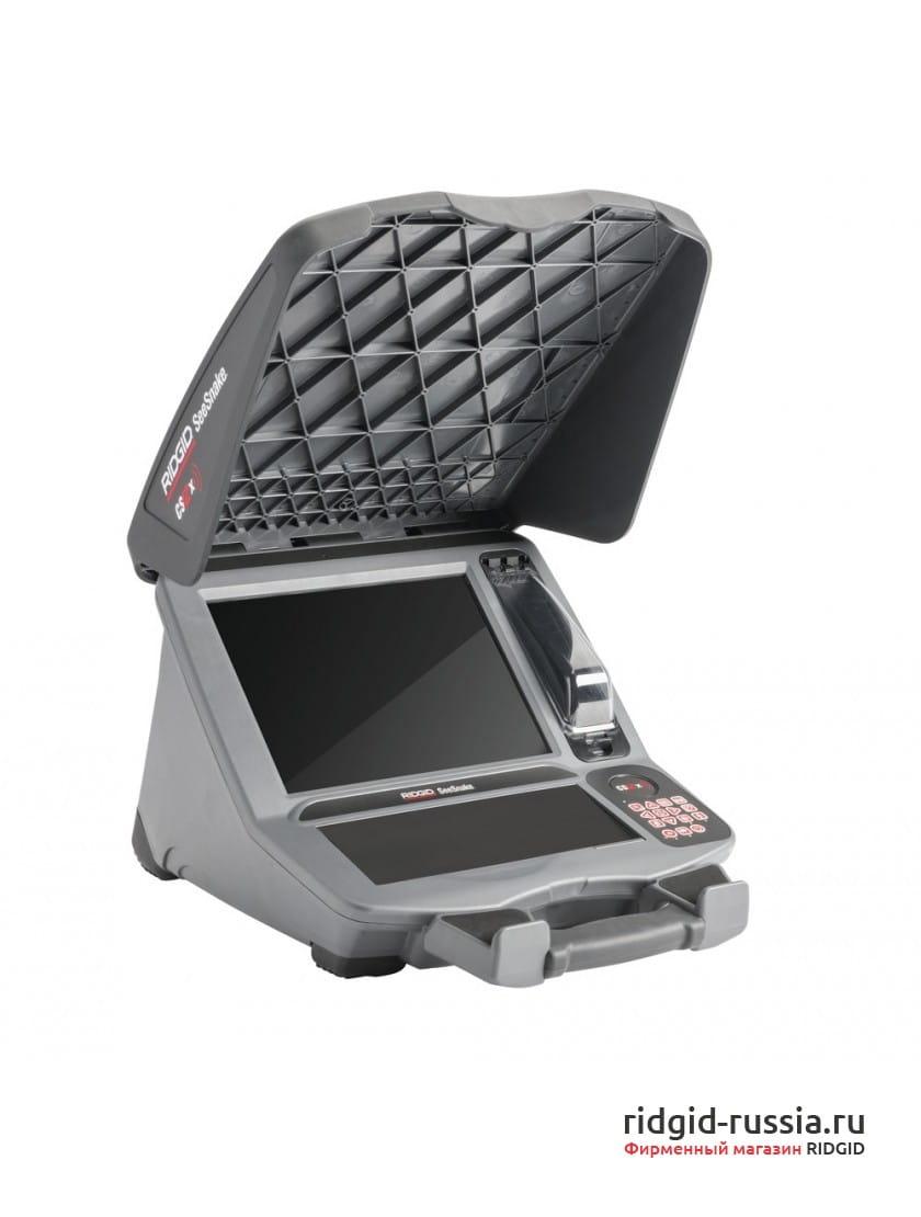Цифровой записывающий монитор RIDGID CS12x с Wi-Fi