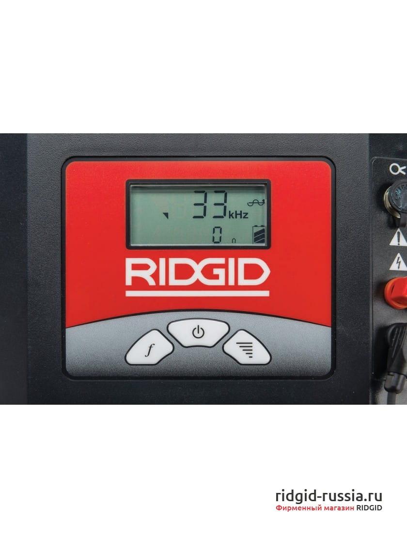 А-рамка для поиска повреждений RIDGID FR-30 и приемник FT-103