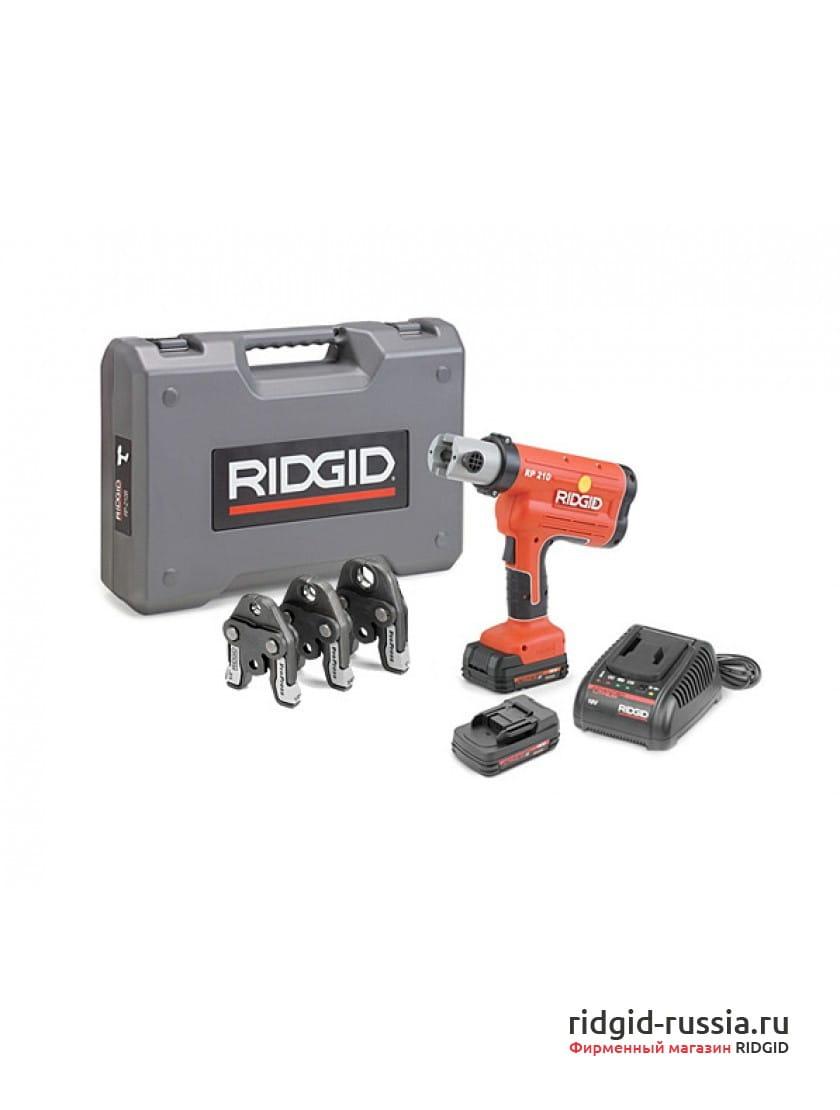 RP 210-B Compact 43878 в фирменном магазине Ridgid