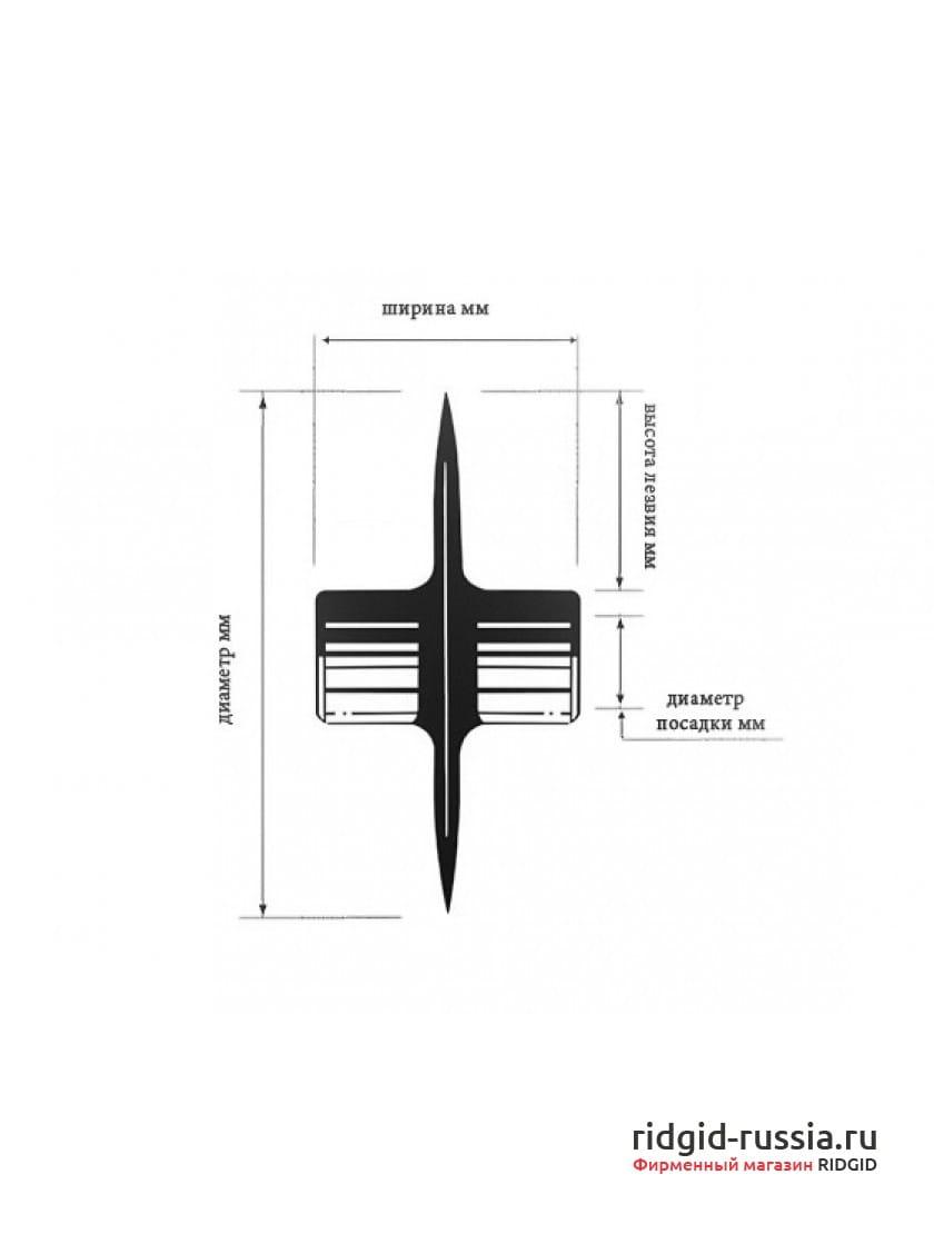 Труборез с винтовой подачей для нержавеющих труб RIDGID 35S + Зенковка 223S 1/4–1 1/2 + Ролик режущий E-635