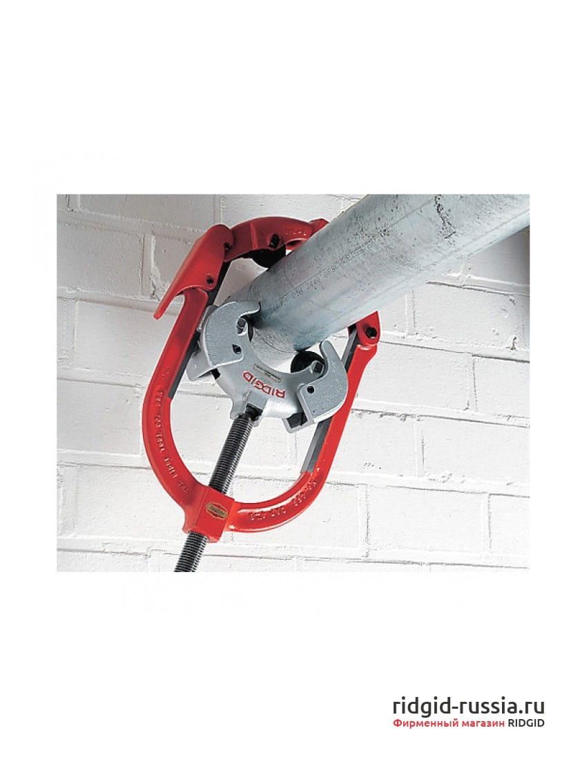 Труборез с хомутной защелкой для стальных труб RIDGID 466-HWS