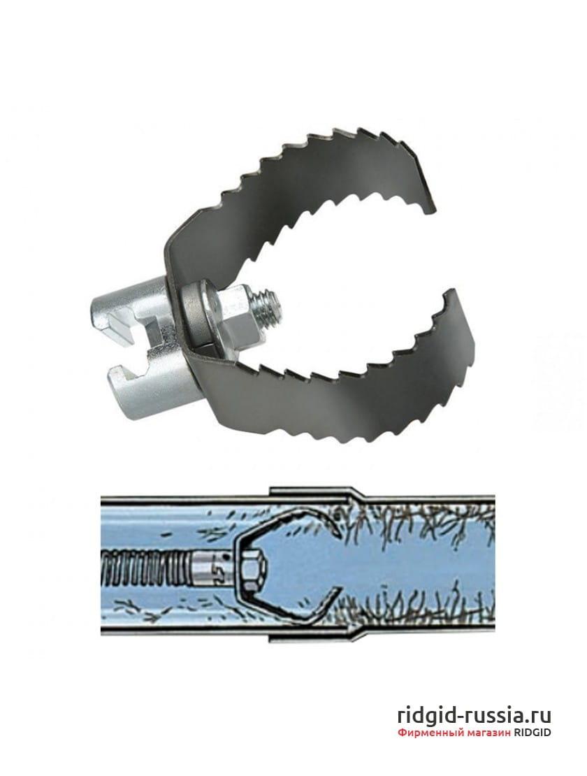 """Насадка-нож акулий зуб RIDGID  T-50-1 3"""" (75 мм)"""