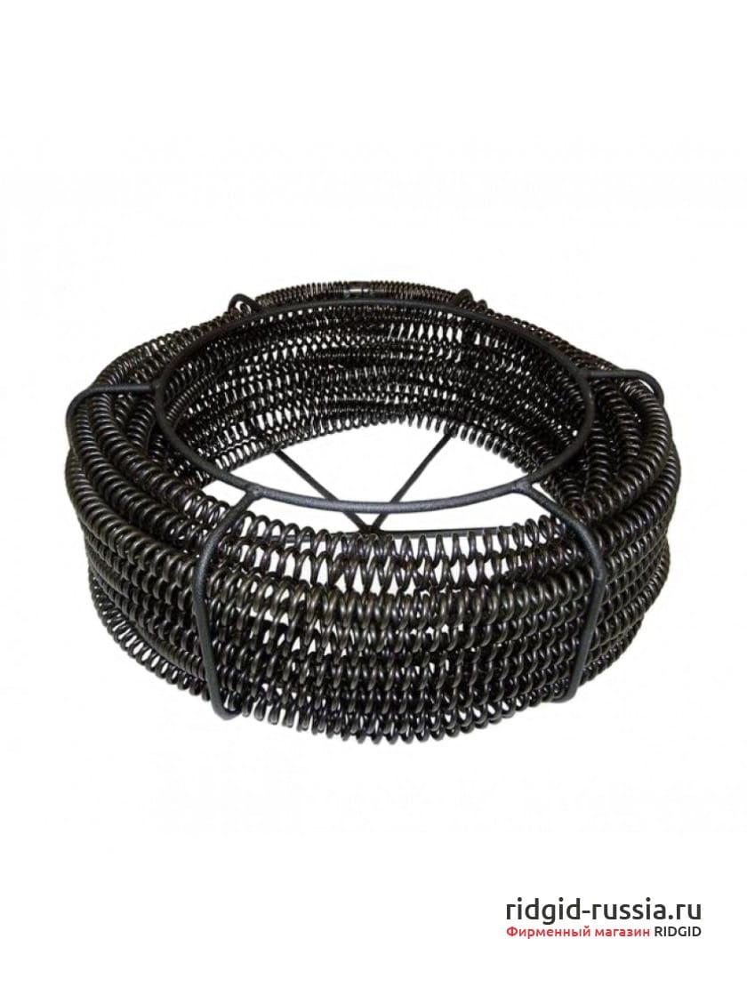 Комплект спиралей в барабане для K-60/K-1500 (5 шт х 22 мм х 4,6 м) RIDGID A-62