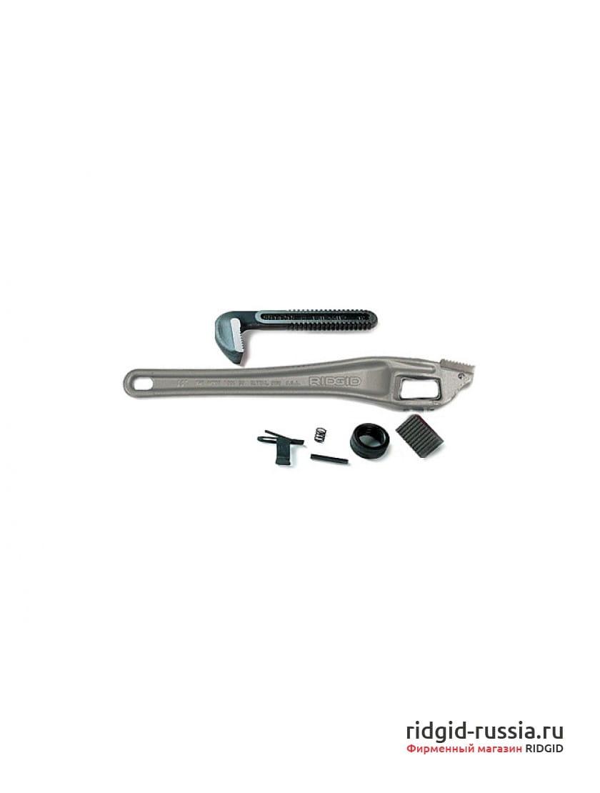 Ключ коленчатый трубный алюминиевый RIDGID 24