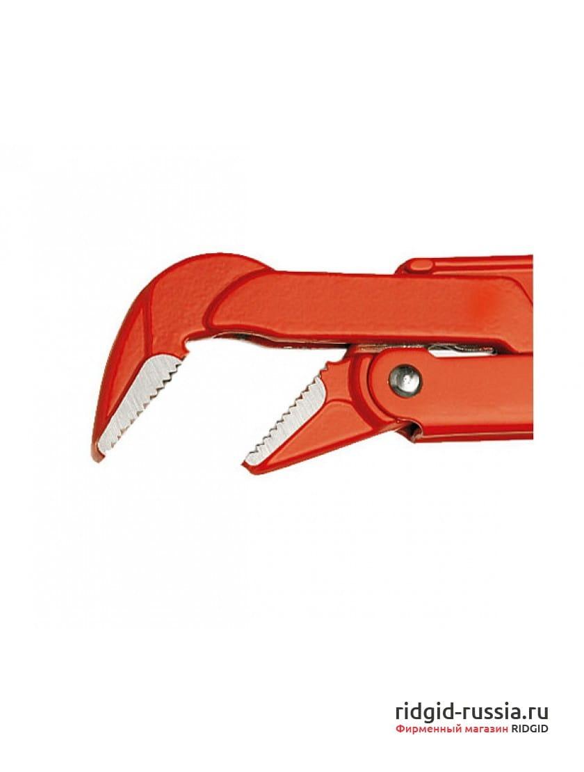 Ключ газовый трубный с парной рукоятью RIDGID 45-2