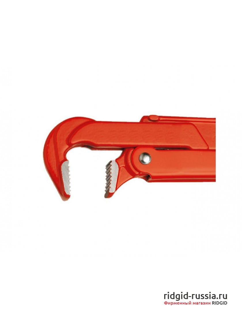 Ключ газовый трубный с парной рукоятью RIDGID 90-1