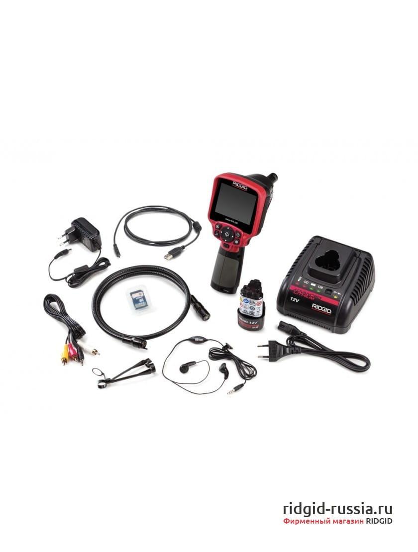 Камера для видеодиагностики RIDGID SeeSnake micro CA-350
