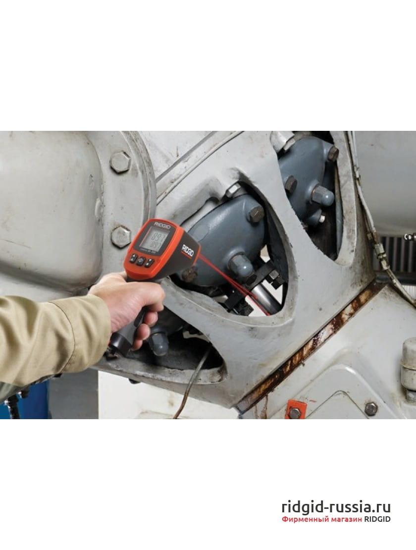 Термометр бесконтактный инфракрасный RIDGID micro IR-200