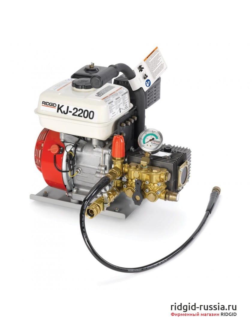 KJ-2200 63877 в фирменном магазине Ridgid