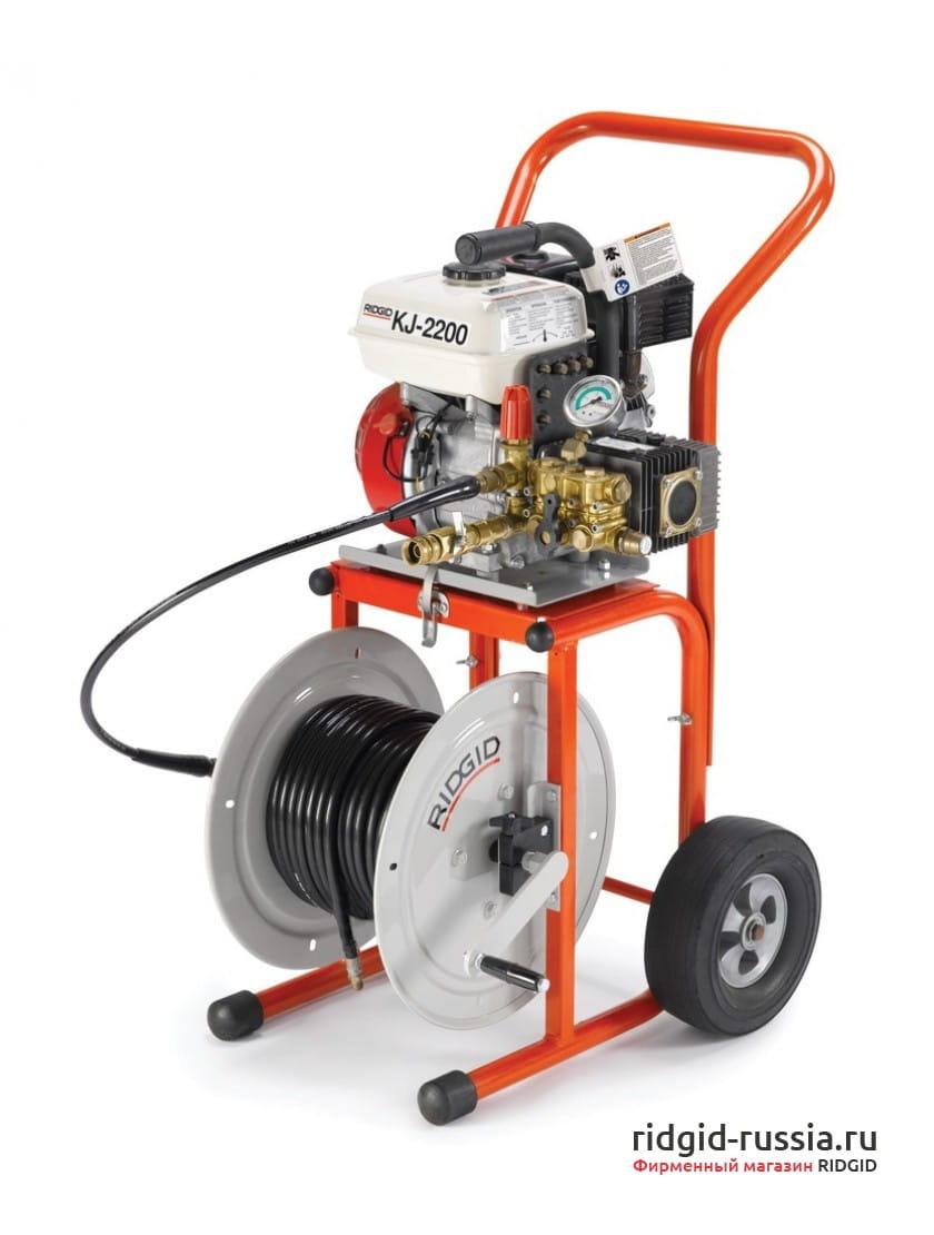 KJ-2200-C 63882 в фирменном магазине Ridgid