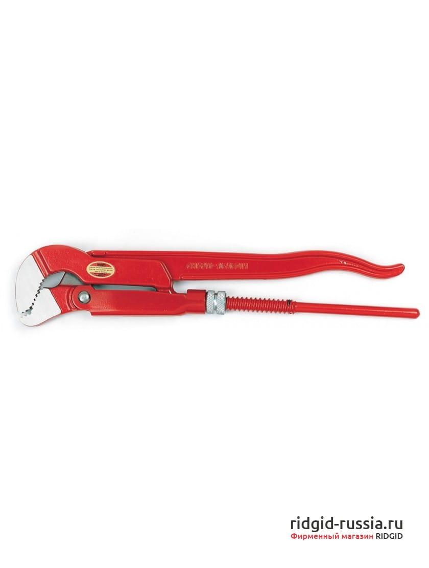 Ключ газовый трубный с парной рукоятью RIDGID S-1/2