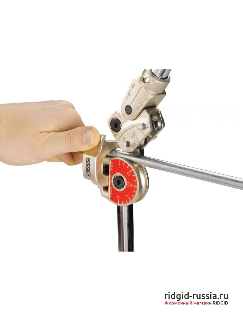 Инструментальный трубогиб для тяжелых работ RIDGID 608