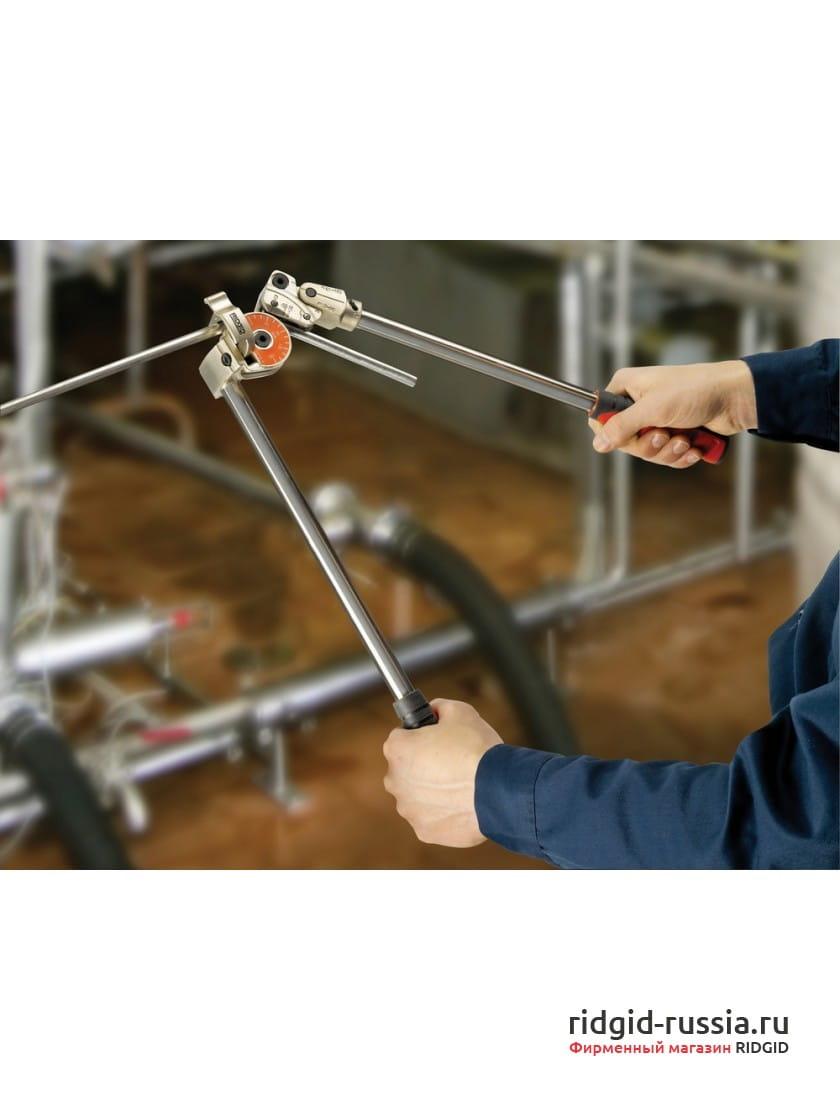Инструментальный трубогиб для тяжелых работ RIDGID 612M