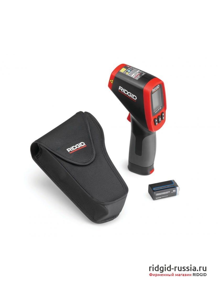 Термометр бесконтактный инфракрасный RIDGID micro IR-100