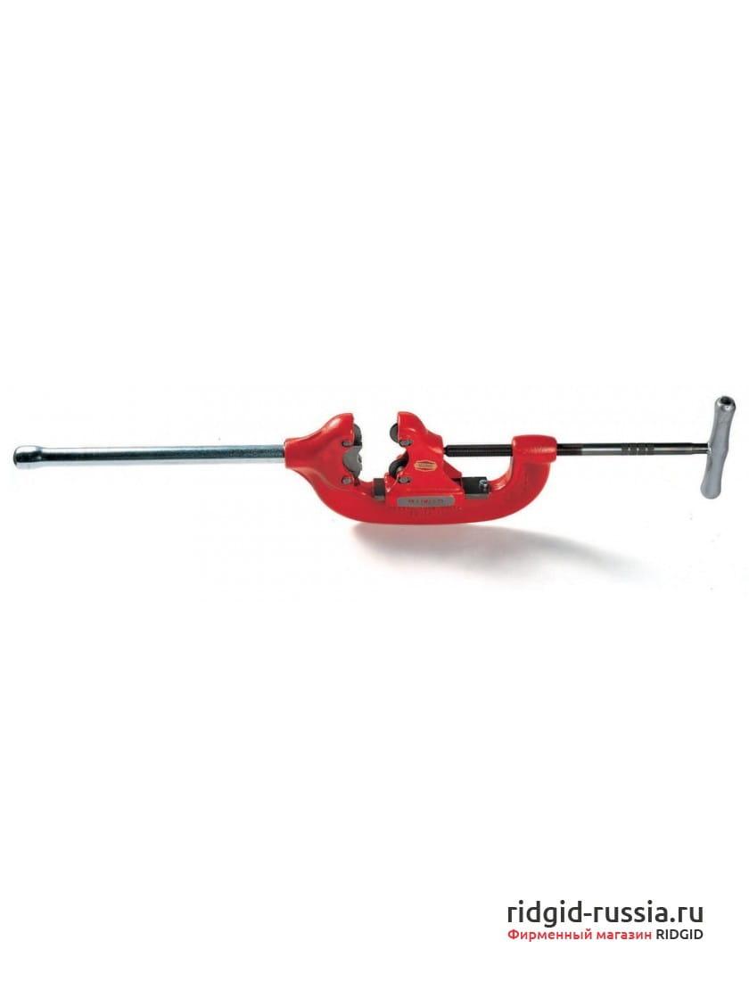 Труборез роликовый для стальных труб RIDGID 42-A с 4 роликами