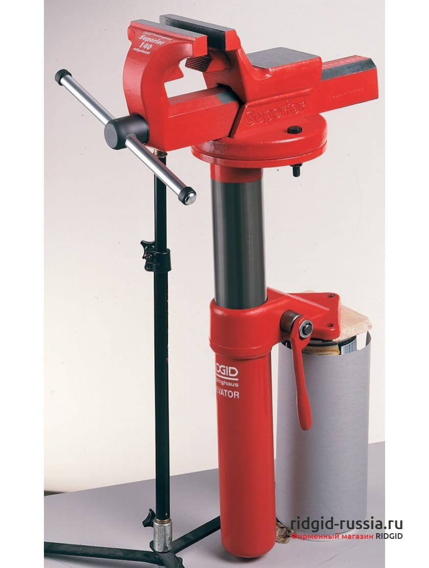 Автоматический подъемник - Superior 140 10728 в фирменном магазине Ridgid