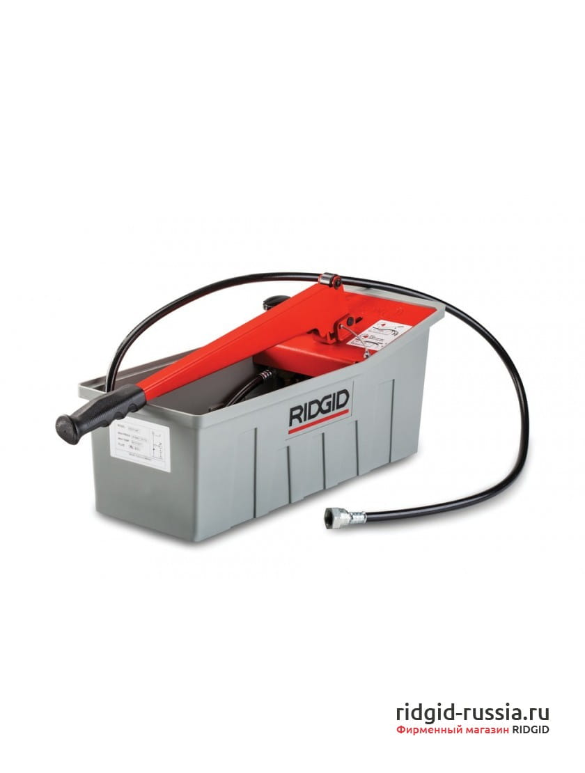 Гидропресс испытательный RIDGID 1450C 50 Бар (без манометра, соединение с резьбой BSPT 1/4)