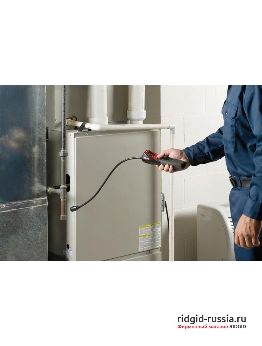 Детектор горючих газов RIDGID micro CD-100