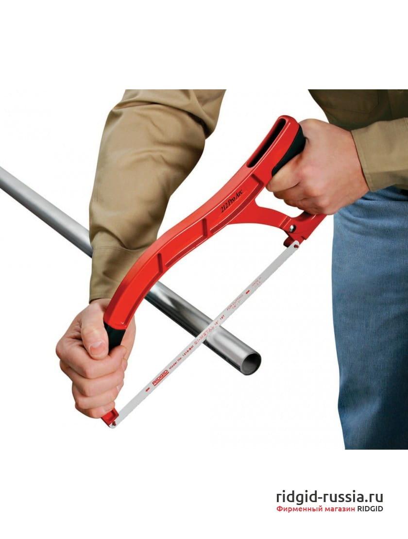 """Ножовка алюминиевая RIDGID Pro Arc (полотно 12"""" в комплекте)"""