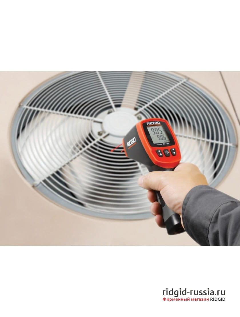 Бесконтактный инфракрасный термометр RIDGID micro IR-200