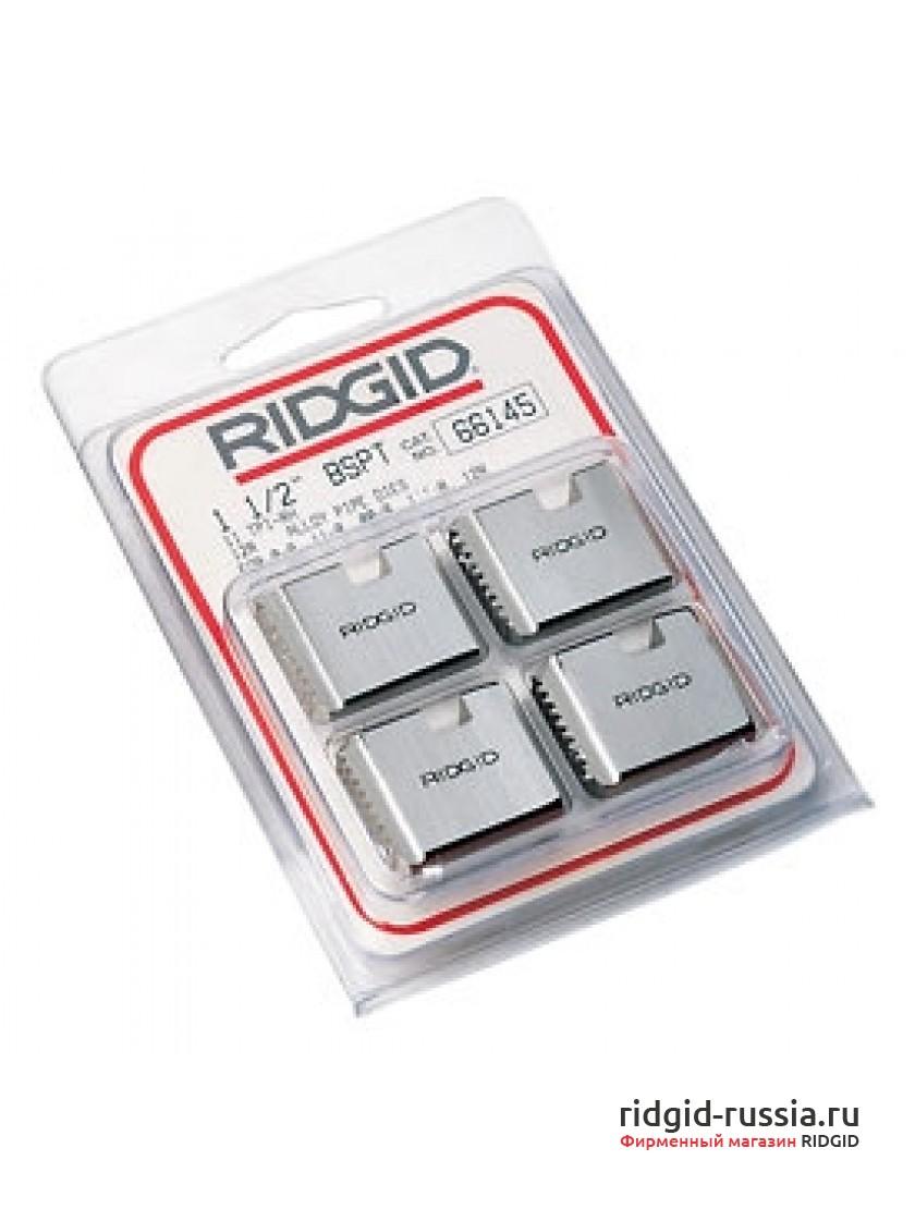 """1 1/2"""" 12R BSPT RHHS DIES 66345 в фирменном магазине Ridgid"""